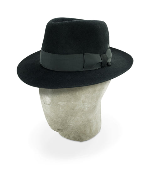 Black Grosvenor Fedora