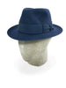 Electric Blue Grosvenor Fedora