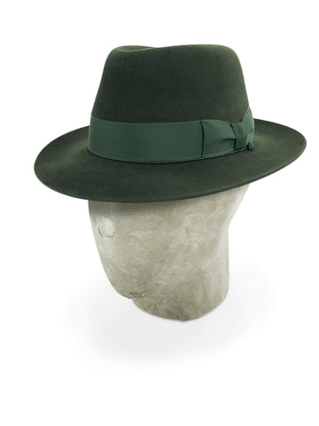 Forest Green Grosvenor Fedora