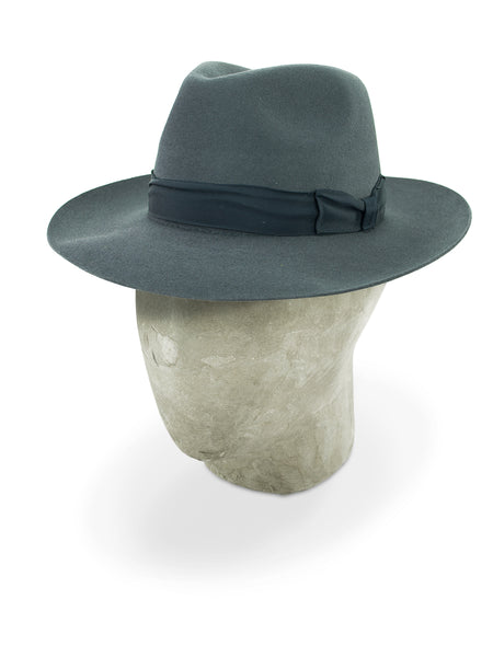 Charcoal Grey Knightsbridge Fedora