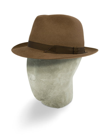 Nogal Brown Landau Trilby