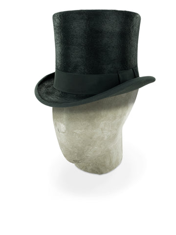 Black Made In London Top Hat