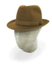 Mid Brown Regent Trilby