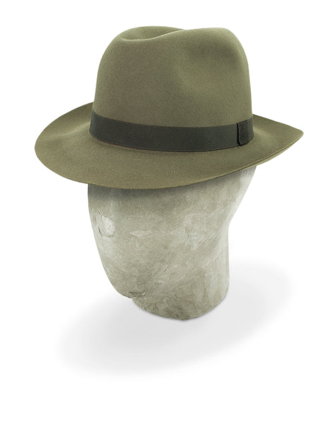 Nogal Brown Regent Trilby