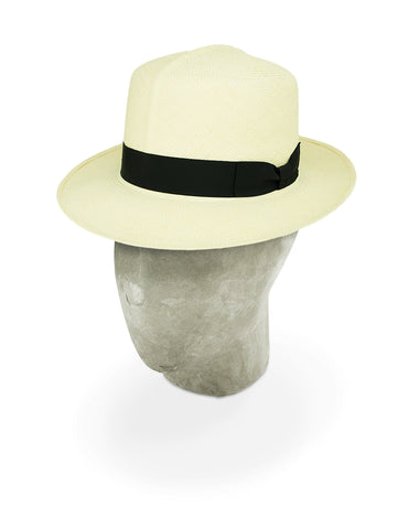 Natural Rolling Trilby Panama