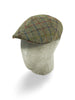 Brown Wool Roma Cap