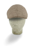 Brown Woollen Roma Cap
