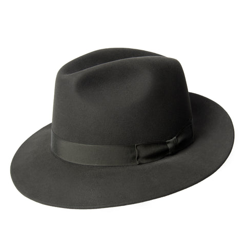 Dark Green Rivoli Trilby