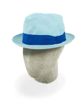 Sky Blue Cotton Tennor Hat