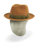 Racing Brown Topham Trilby