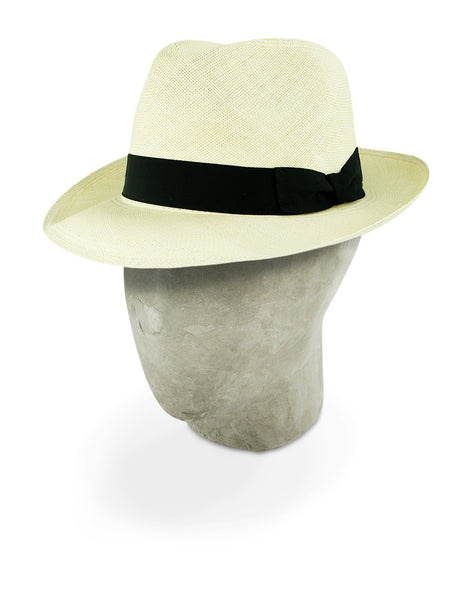 Natural Trilby Panama