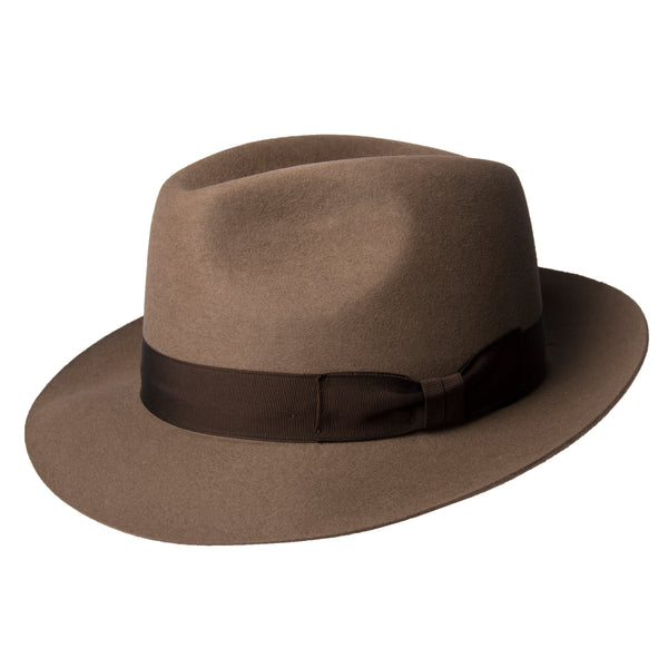 Light Brown Topham Trilby