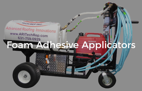 Foam Adhesive Applicators