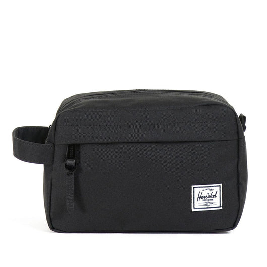 Black Chapter Washbag by Herschel