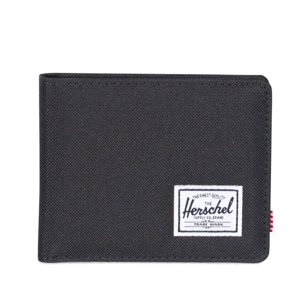 Roy RFID Wallet in Black by Herschel