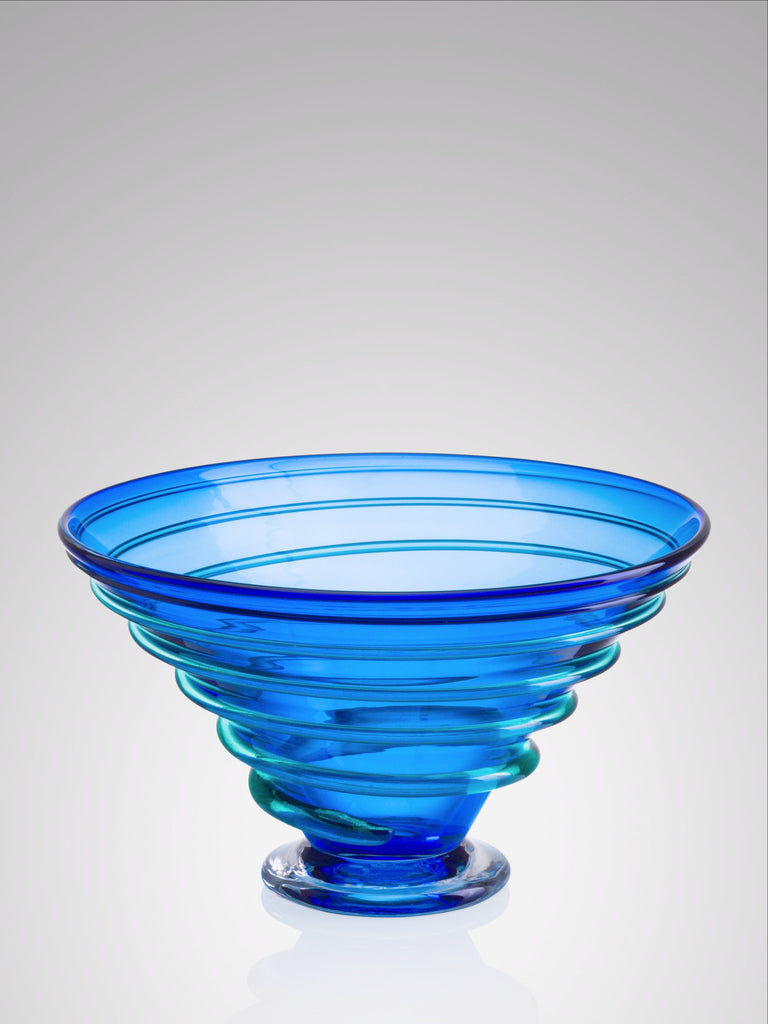 Spiral Bowls by Bob Crooks