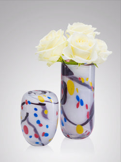 Mistral Vase by Sanders & Wallace