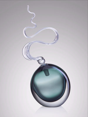 Wave Perfume Bottle by Bob Crooks