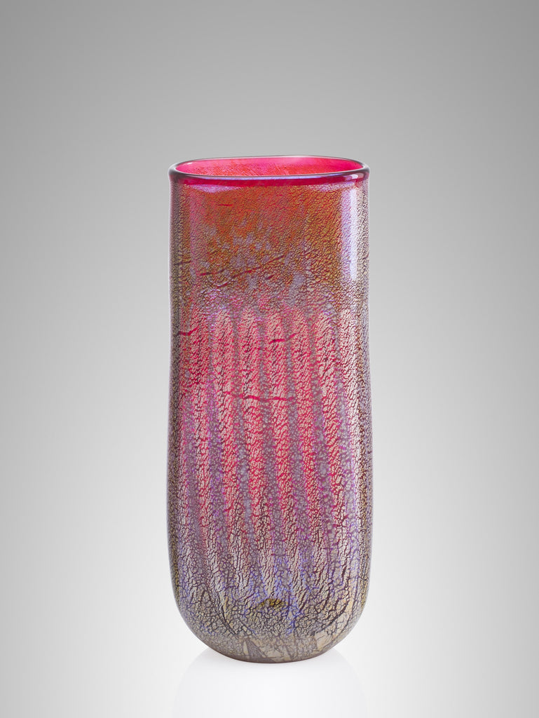 Pinstripe Tall Vase by Allister Malcolm