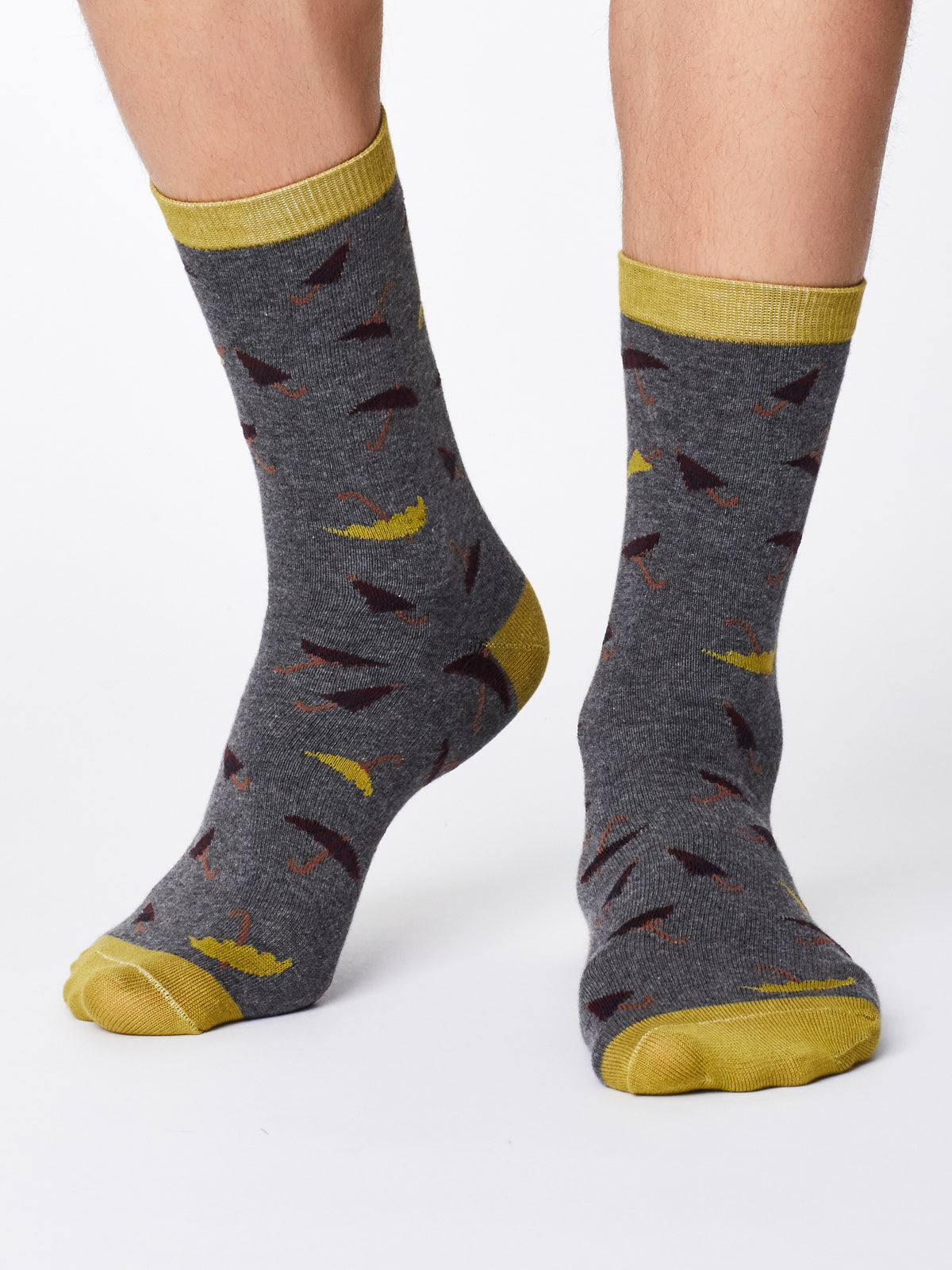 Men's Organic Socks - Gentleman