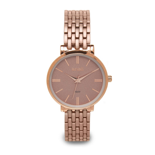 Ladies Metallic Watch
