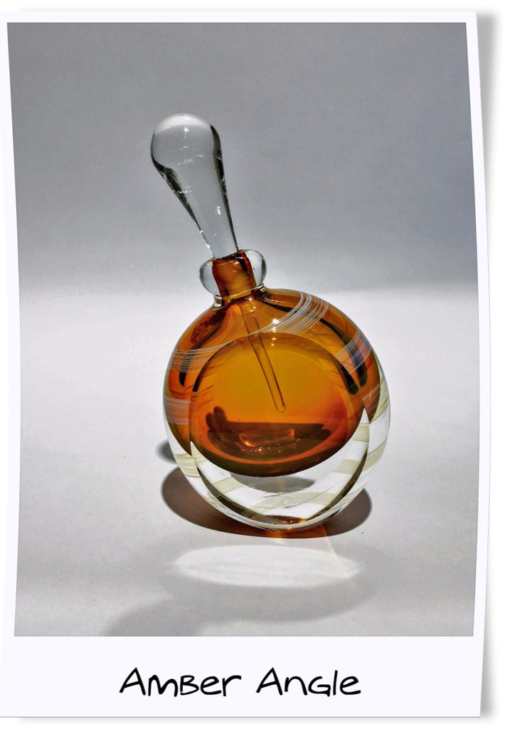 Angle Perfume Bottle by Jane Charles