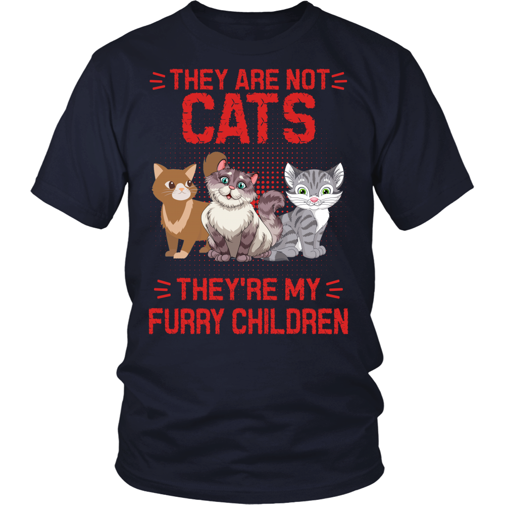 They Are Not Cat T Shirt WALGAL