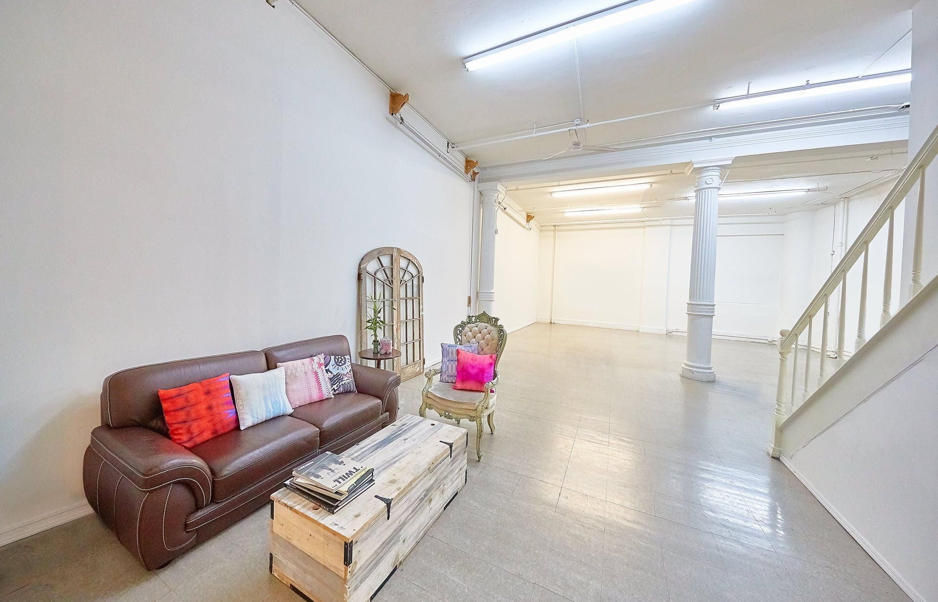 NYC SPACE RENTAL FOR ART GALLERIES