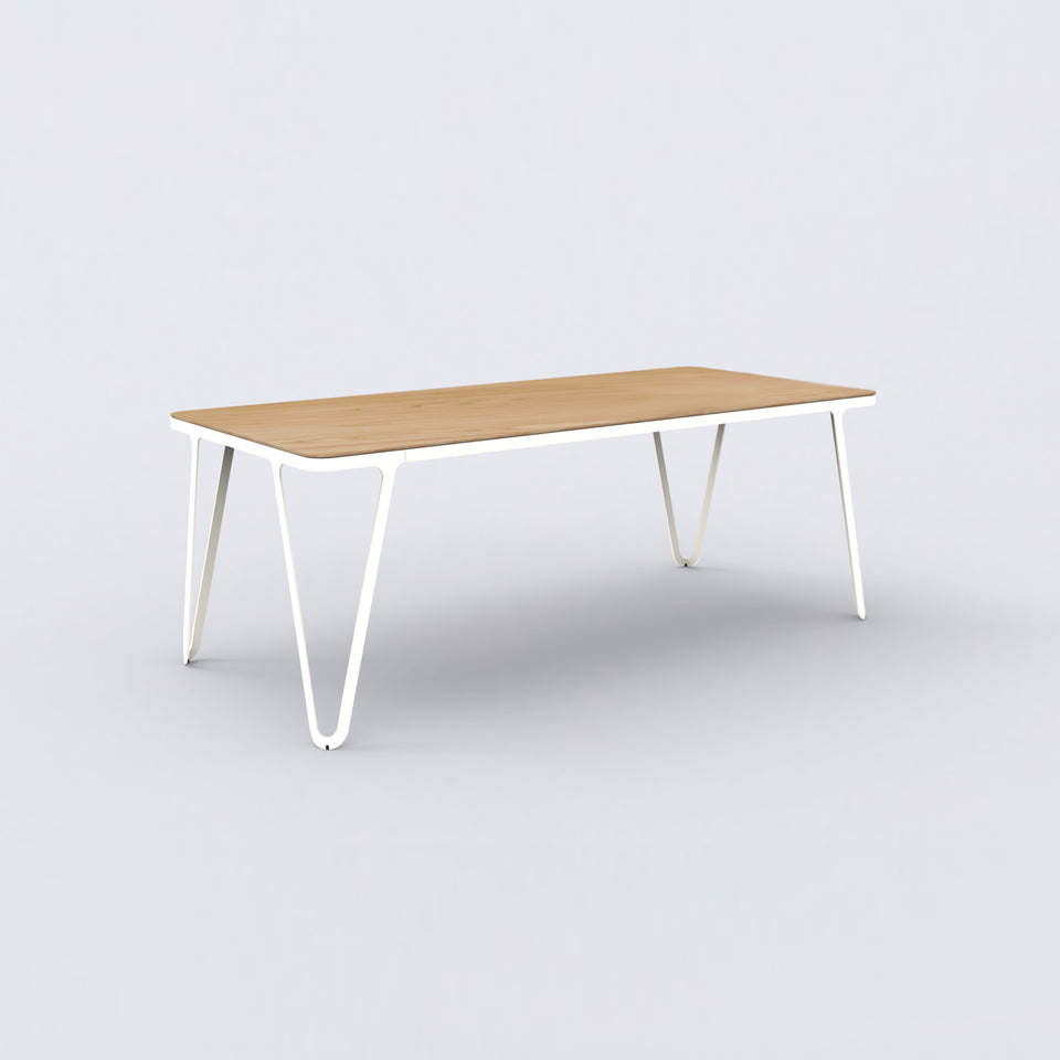 Loop Table / Oak