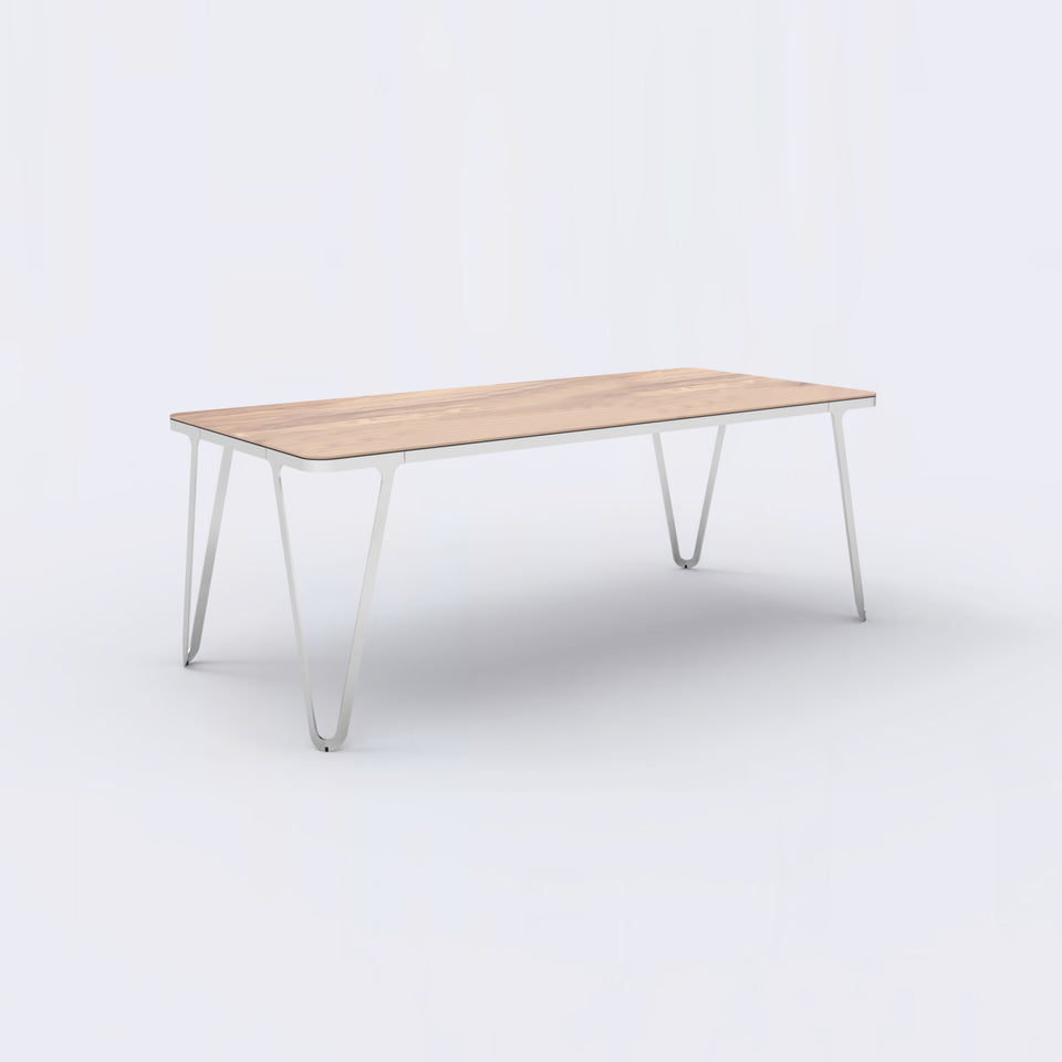 Loop Table/ Walnut