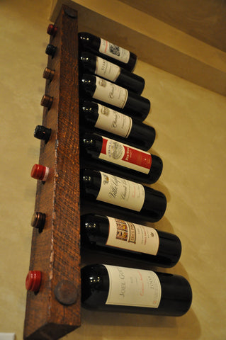 Vertical Wine Rack Stacked