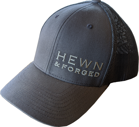 Hewn & Forged Cap