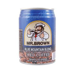 MR. BROWN BLUE MOUNTAIN STYLE 240 ML