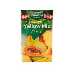 KAROLINA NATURAL YELLOW MIX FRUIT 250 ML