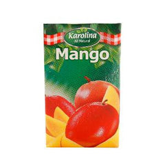KAROLINA NATURAL MANGO JUICE 250 ML