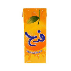 FARAH ORANGE DRINK JUICE 200 ML