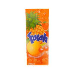FARAH FRUIT DRINK JUICE 200 ML
