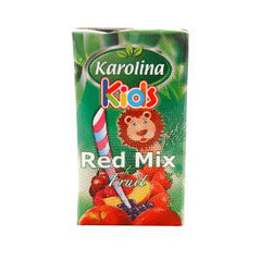 KAROLINA KIDS RED MIX NECTAR 125ML