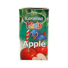 KAROLINA KIDS APPLE NECTAR 125ML