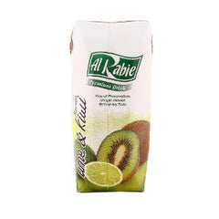 AL-RABIE KIWI & LIME JUICE 330 ML