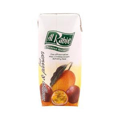 AL-RABIE MANGO & PASSION JUICE 330 ML