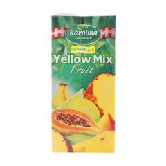 KAROLINA NATURAL YELLOW MIX FRUIT 1 LTR