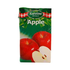KAROLINA NATURAL APPLE JUICE 250 ML
