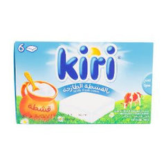 KIRI PORTION CHEESE 6 PCS