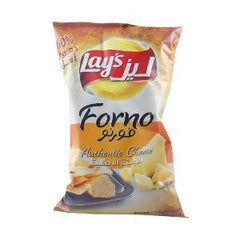LAY'S FORNO POTATO CHIPS AUTHENTIC CHEESE 170 GR
