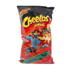 CHEETOS CRUNCHY CHIPS HOT 200 GR