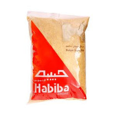 HABIBA WHITE CRUSHED WHEAT SOFT 1 KG