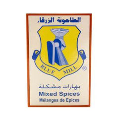 B.M MIXED SPICES MILD 80 GR