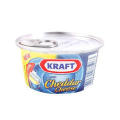 KRAFT CHEDDAR CHEESE(EASY OPEN) 106 GR
