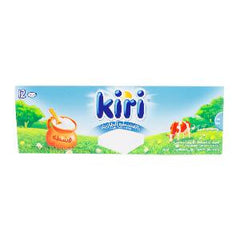KIRI PORTION CHEESE 12 PCS